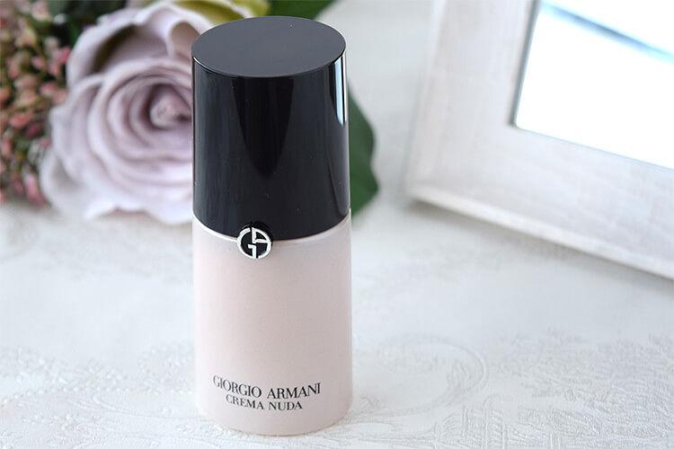 GIORGIO ARMANI beauty ファンデーション クレマヌーダ