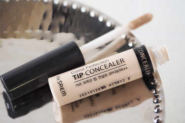 The Saem コンシーラー カバーパーフェクションチップコンシーラー