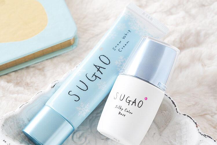 SUGAO 化粧下地 シルク感カラーベース SUGAO 化粧下地 スノーホイップクリーム