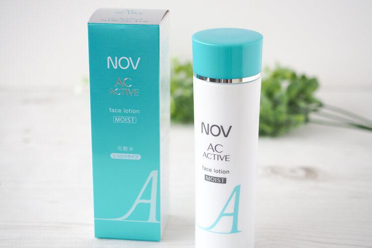 NOV 化粧水 ACアクティブ フェイスローション モイスト
