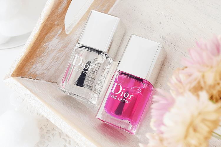 Dior ネイル ネイル グロウ Dior ネイル ジェル トップ コート