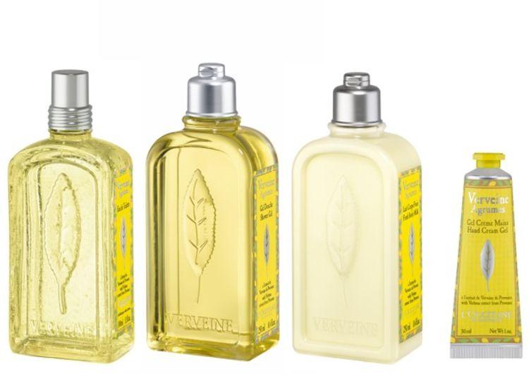 新しい季節に新しい香りを。爽やかなフレグランス「シトラスヴァーベナ」シリーズ