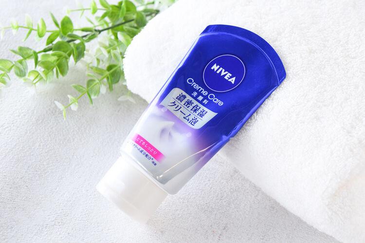 NIVEA 洗顔料 ニベア クリームケア洗顔料 とてもしっとり