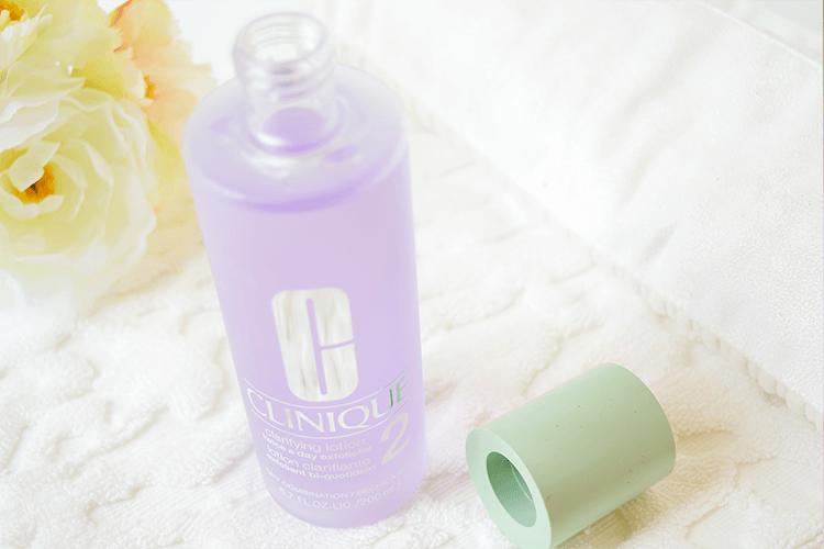 CLINIQUE 化粧水 クラリファイングローション