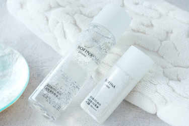 混合肌さん肌にオススメのソフィーナジェンヌの『高保湿化粧水』と『高保湿UV乳液』をご紹介します!