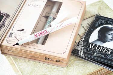 さりげなくカラーを楽しめる『オードリーコレクション スターアイライナー』2色をご紹介♡ - Miss eye d'or / AUDREY Collection