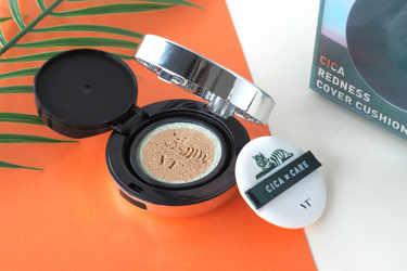 VT Cosmetics / VT CICAレッドネスカバークッションのご紹介。