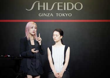 『SHISEIDOメイクアップ』フルリニューアルイベント開催!PONYさんへのFAVOR独占インタビューも!!
