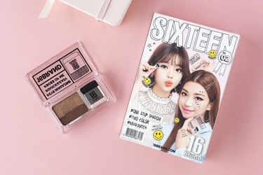 韓国ブランド「16brands 」から、 16 EYE MAGAZINEをご紹介♡