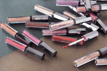 NYX Professional Makeupから、鮮やかな発色と光沢に満ちたリキッドリップカラーが登場!