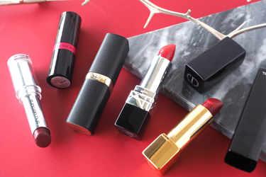 大人発色の赤リップをご紹介!-REVLON(レブロン)、L'ORÉAL PARIS(ロレアルパリ)、shu uemura(シュウ ウエムラ)、 Dior(ディオール)、CHANEL(シャネル)