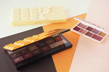 メイクアップレボリューションチョコレートパレットに新色登場!『アイラブチョコレート チョコレートオレンジ・アイラブチョコレート ホワイトチョコレート・ミニチョコレート ローズゴールド』