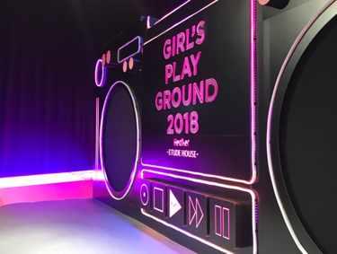 ETUDE HOUSE × Heather コラボレーションイベント GIRLS PLAY GROUND 2018(#ガルグラ)開催
