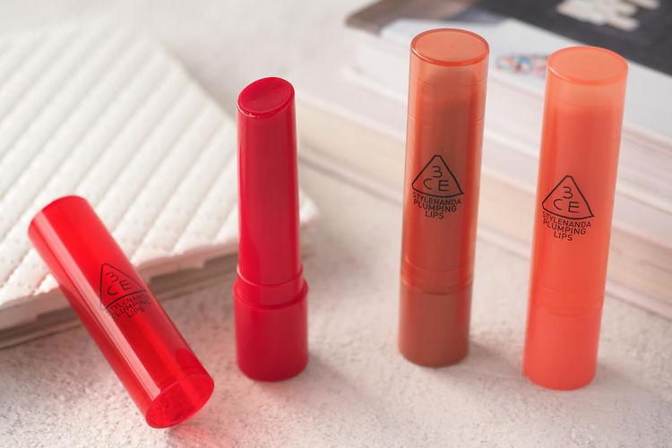 3CE(スリーシーイー) PLUMPING LIPSの中からオススメ3色をご紹介!