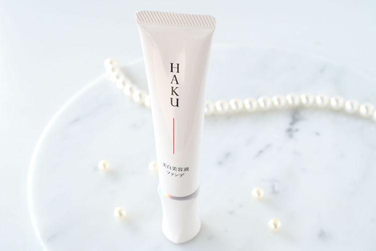 2019年3月21日発売。HAKU「薬用 美白美容液ファンデ」をご紹介。