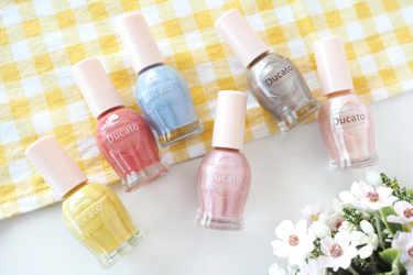 セルフネイルはやっぱりデュカート♡「#おしゃピク」をイメージしたカラフルで可愛い限定カラーで春色に彩って♡デュカート