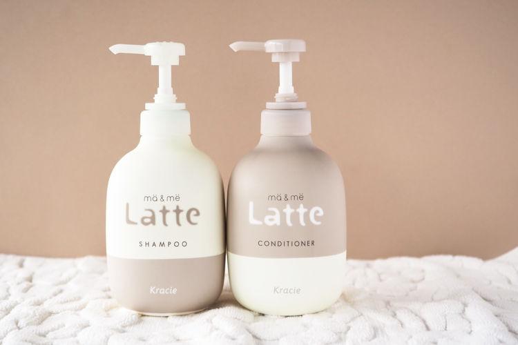 ma & me Latte(マー&ミー ラッテ)のシャンプー & コンディショナーをご紹介!