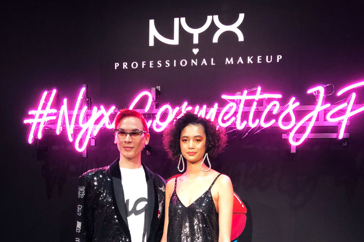 NYX Professional Makeupの新製品発表会・体験会が開催!イベント・新商品をレポします