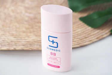 1本5役!サンメディックUV薬用BBプロテクトEXで美肌を保ちながら強力な紫外線も賢くカット♡