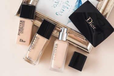 美肌がつづくディオールの人気シリーズ「ディオールスキン フォーエヴァー」のファンデーションを全種類ご紹介♡ - Dior