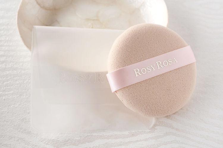 5月14日新発売のROSY ROSA新作大判パフをご紹介します!