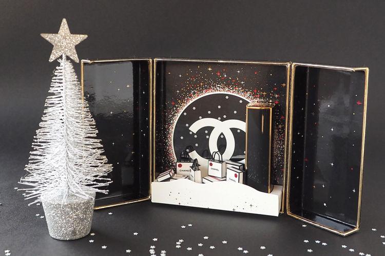 完売目前!シャネルのクリスマスコフレがとてつもなく可愛すぎる!まるでインテリアな「ルージュアリュール #837」をご紹介♡