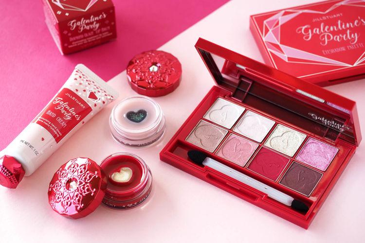 2020年1月24日限定発売!ジルスチュアートの2020年バレンタインコレクションをご紹介!-JILLSTUART