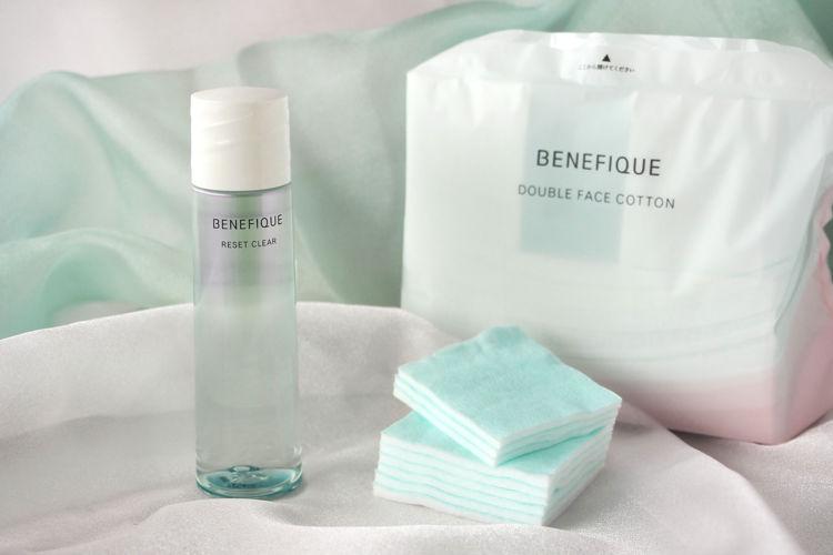 【1月21日新作発売!】ベネフィークから肌をやさしく浄化するふきとり化粧水『リセットクリア』が登場!使用感などをご紹介♪ - BENEFIQUE