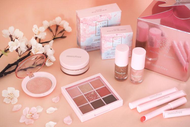 【3月1日限定発売!】《イニスフリー》2020年春の限定コレクションが到着♡桜をイメージした春色コスメを一挙ご紹介! - innisfree