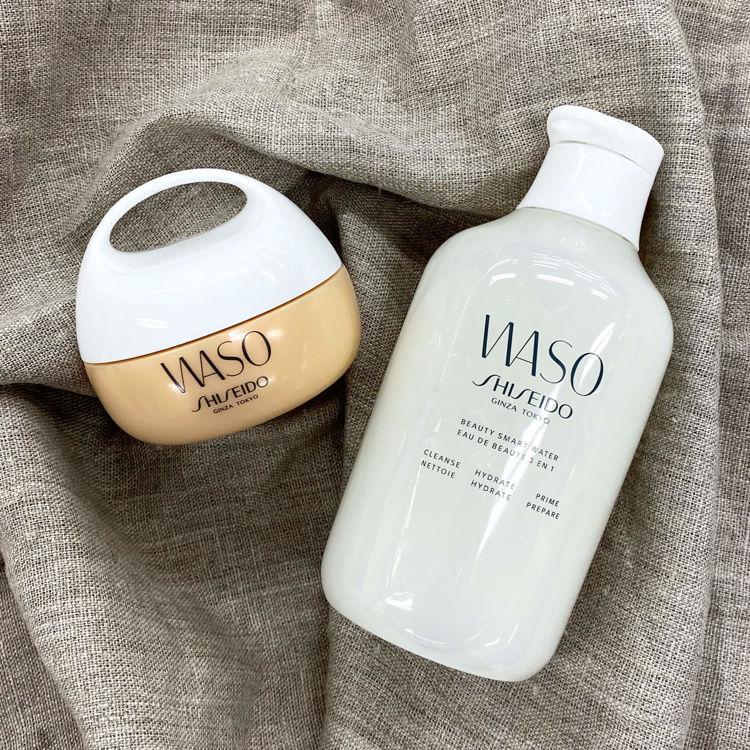 SHISEIDOの若年層向けライン「WASO(ワソウ)」のスキンケアアイテムをご紹介♡ベジinコスメで、たくましくみずみずしい肌へ。