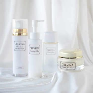 再生美容化粧品クレヴィナのスキンケアシリーズを使ってみた!今から始めたい、おすすめのエイジングケアをご紹介!-CREVINA