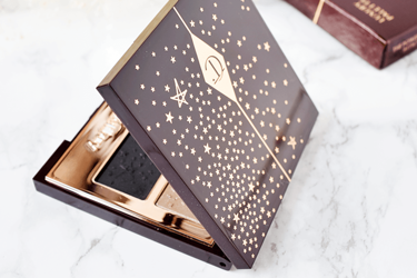 Charlotte Tilbury アイシャドウ The fallen angel luxury eyeshadow palette