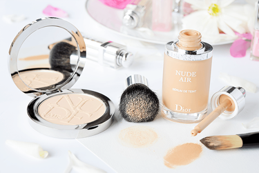 Dior ルース・フェイスパウダー ヌード エアー パウダー コンパクト