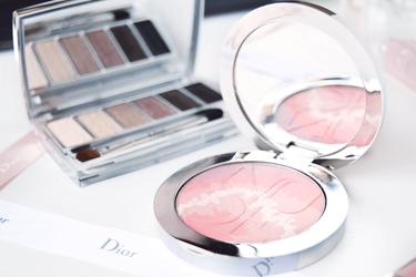 Dior アイシャドウ バックステージ イルミネーティング アイ パレット Dior チーク ディオールスキン ヌード タイダイ ブラッシュ