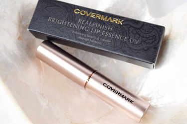 COVER MARK リップケア・リップクリーム リアルフィニッシュ ブライトニング リップ エッセンス UV