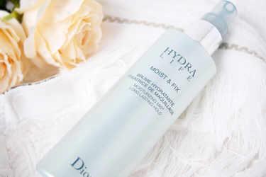 Dior 化粧水 イドラライフ モイスト&フィックス ミスト