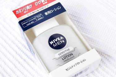 NIVEA 乳液・クリーム 薬用センシティブローション