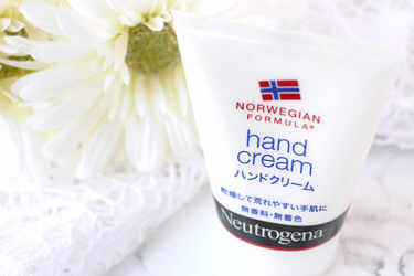 Neutrogena ハンドケア ノルウェーフォーミュラ ハンドクリーム