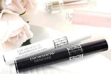 Dior マスカラ マスカラディオールショウデザイナー Dior マスカラ ディオールショウ マキシマイザー 3D