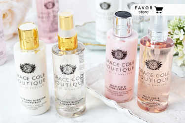 GRACE COLE BOUTIQUE 香水・ヘアミスト ボディミスト GRACE COLE BOUTIQUE ボディケア ボディローション
