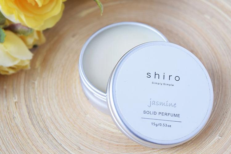 shiro 香水・ヘアミスト 練り香水