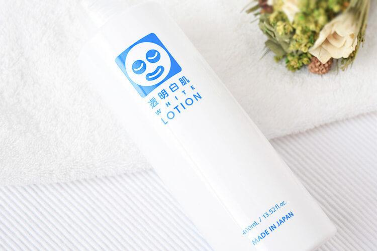 透明白肌 化粧水 透明白肌 ホワイトローション