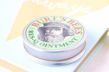 BURT'S BEES ボディケア レスキューオイントメント(RQクリーム)