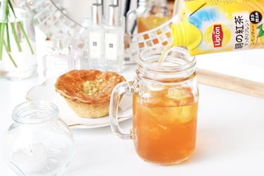 Lipton インナービューティー 朝の紅茶