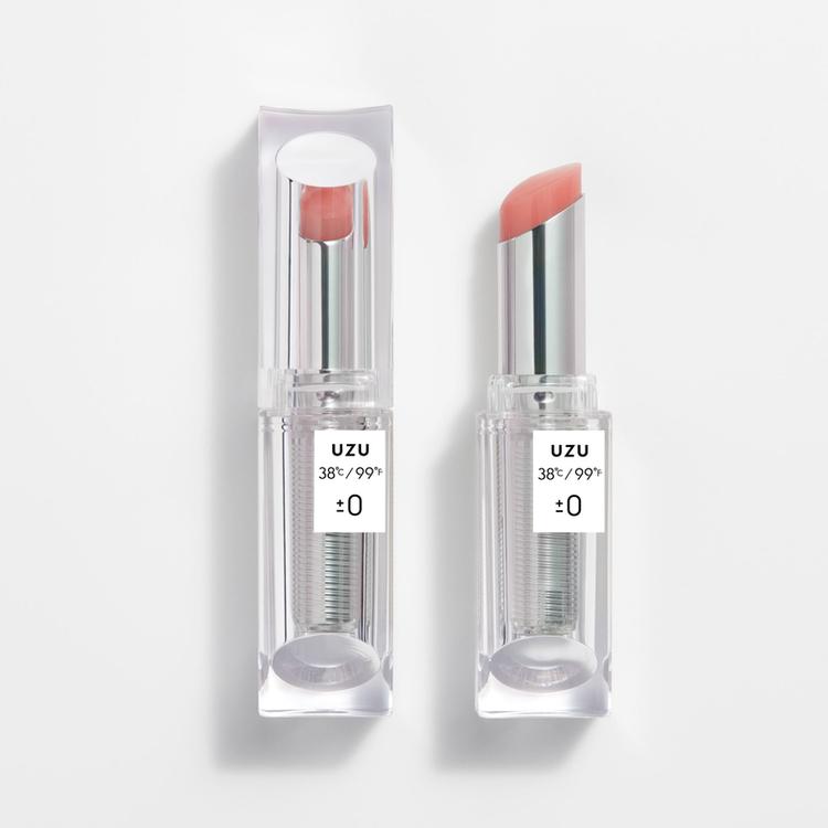 UZU UZU 38℃ / 99℉ Lipstick <TOKYO>
