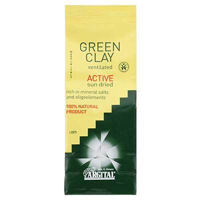 ARGITAL アルジタル グリーンクレイパウダー アクティブ