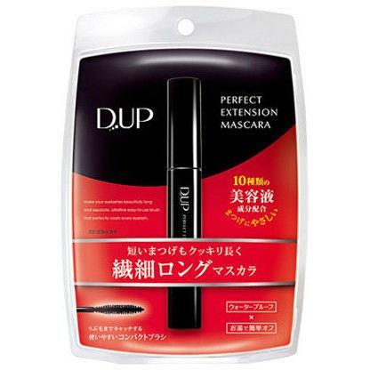 D-UP パーフェクト エクステンションマスカラ