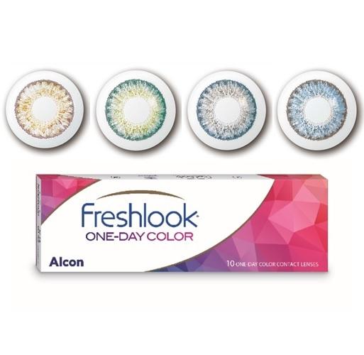 Alcon フレッシュルック® ワンデーカラー