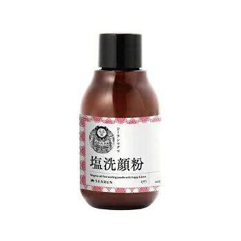 シーランマグマ 塩洗顔粉