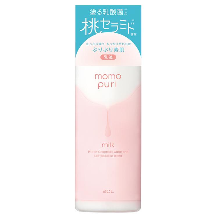 momopuri 潤い乳液